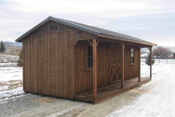 Buy prefab cabin in MT