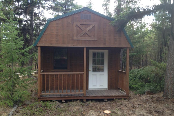 Buy Cabins With Loft For Sale in MT