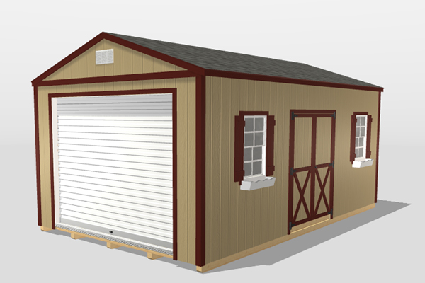 Anaconda Portable Garages in ID