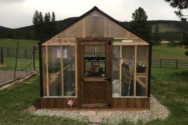 Prefab Greenhouse Sheds for Sale