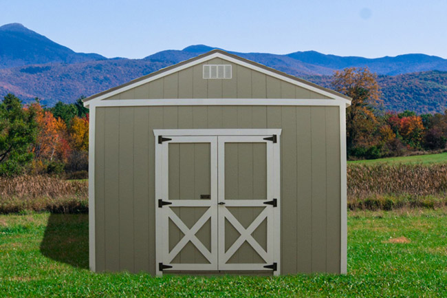 Backyard Utility Sheds For Sale in MT