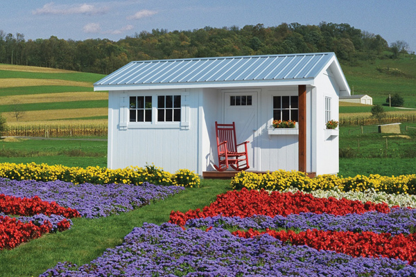 Backyard Sheds & Storage Sheds in Montana Idaho and Wyoming | See Prices
