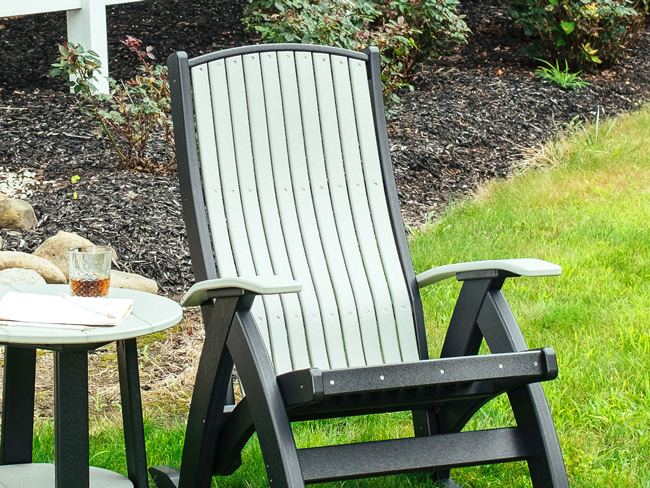 Comfort Poly Rocker from LuxCraft