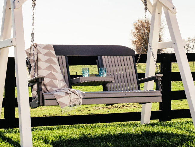 Buy 5ft Poly Swings for your Montana Home